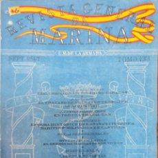 Militaria: REVISTA GENERAL DE LA MARINA. SEPTIEMBRE AÑO 1947. TOMO 133. E. M. DE LA ARMADA. Lote 221760833