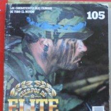 Militaria: CUERPOS DE ELITE Nº 105. Lote 221849430