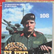 Militaria: CUERPOS DE ELITE Nº 108. Lote 221851388