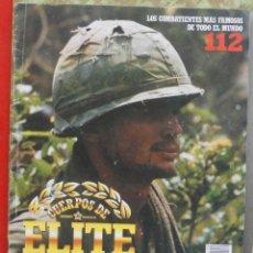 Militaria: CUERPOS DE ELITE Nº 112. Lote 221851513