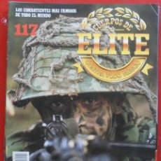 Militaria: CUERPOS DE ELITE Nº 117. Lote 221851987