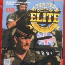 Militaria: CUERPOS DE ELITE Nº 118. Lote 221852001