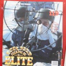 Militaria: CUERPOS DE ELITE Nº 119. Lote 221852027