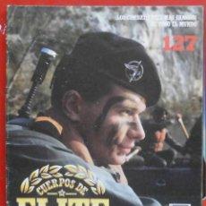 Militaria: CUERPOS DE ELITE Nº 127. Lote 221852291