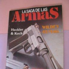Militaria: REVISTA LA SAGA DE LAS ARMAS. Nº 3. 1984.. Lote 222391353