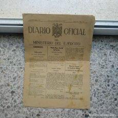 Militaria: DIARIO OFICIAL MINISTERIO DEL EJÉRCITO 1946. Lote 223069687