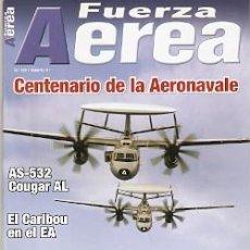 Militaria: REVISTA FUERZA AÉREA Nº 129. RFA-129. Lote 223319505