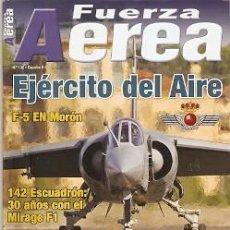 Militaria: REVISTA FUERZA AÉREA Nº 132. RFA-132. Lote 223319942