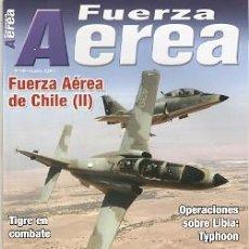 Militaria: REVISTA FUERZA AÉREA Nº 140. RFA-140. Lote 223321743