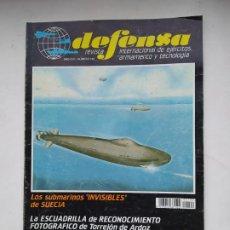 Militaria: DEFENSA. Nº 190. AÑO XVII. REVISTA INTERNACIONAL DE EJÉRCITOS, ARMAMENTO Y TECNOLOGÍA. TDKC74. Lote 225042636