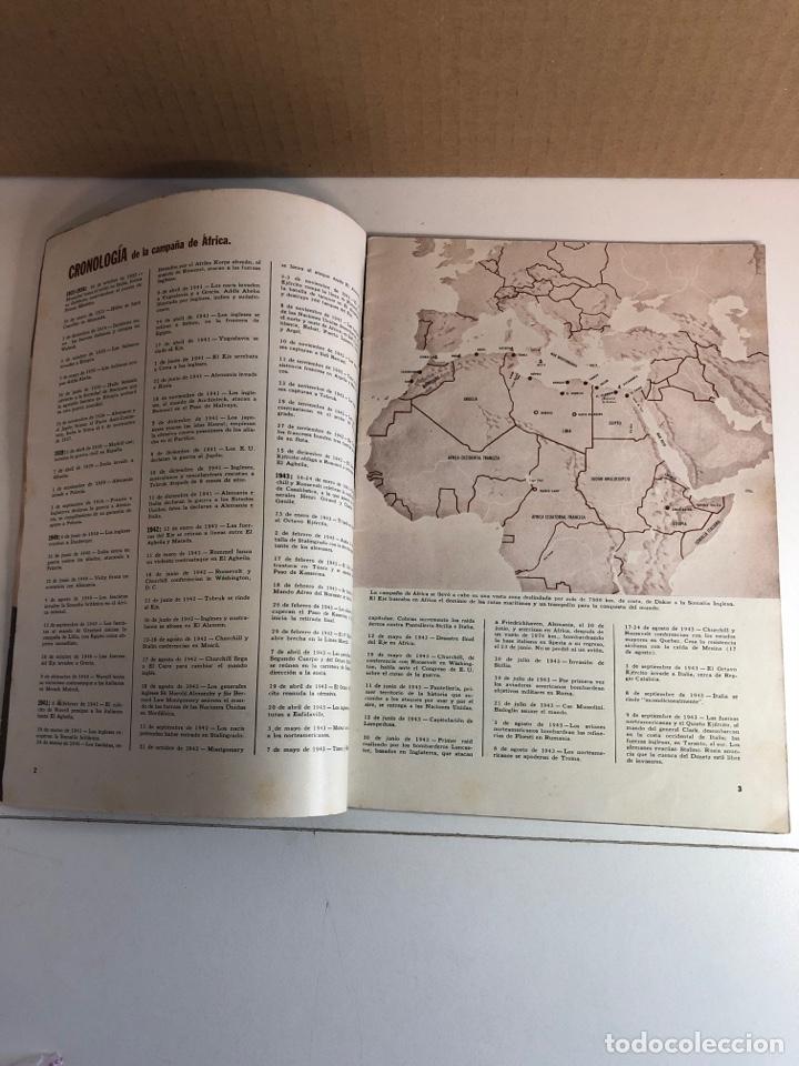 Militaria: Revista la campaña en Africa (publicada por la oficina de la información guerra - Foto 3 - 225118051