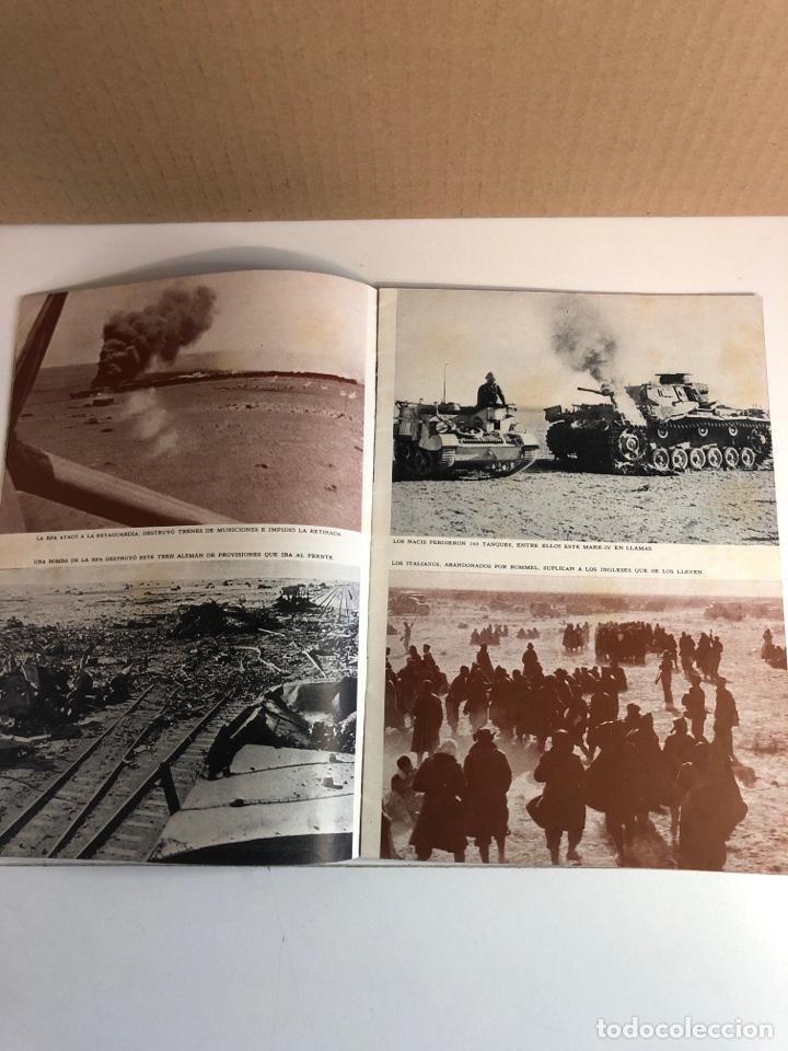 Militaria: Revista la campaña en Africa (publicada por la oficina de la información guerra - Foto 4 - 225118051