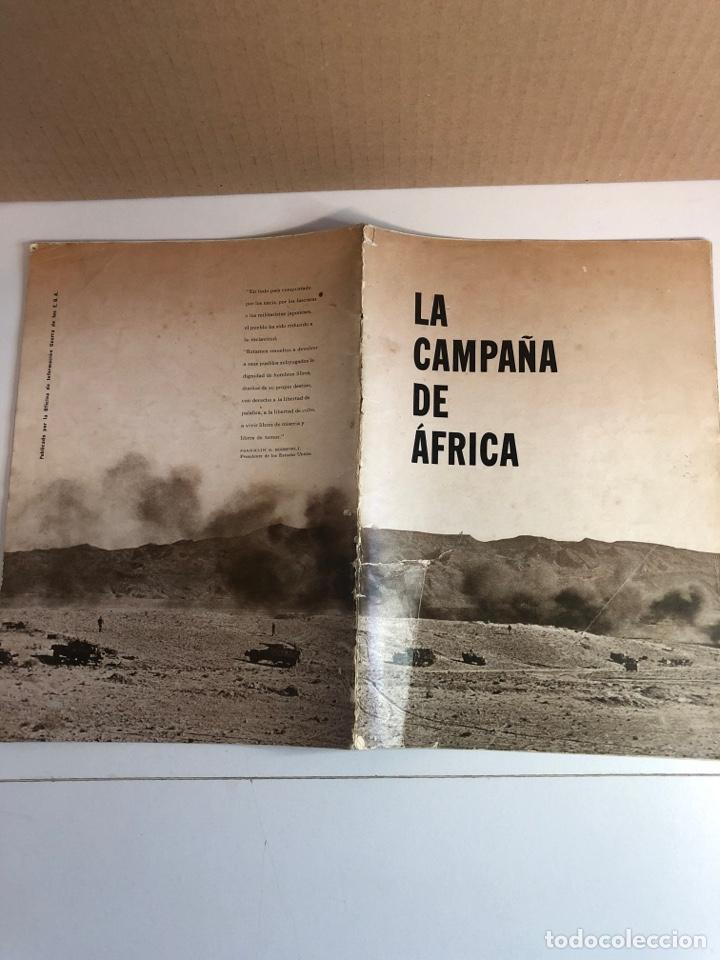 Militaria: Revista la campaña en Africa (publicada por la oficina de la información guerra - Foto 5 - 225118051