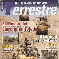 Militaria: REVISTA FUERZA TERRESTRE Nº 84. RFT-84. Lote 225375015