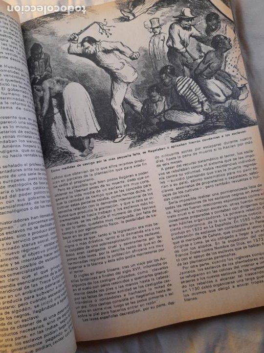 Militaria: TESTIMONIO, AYER, HOY Y MAÑANA EN LA HISTORIA. Bruguera 1ª edición 1975 - Foto 5 - 226131985