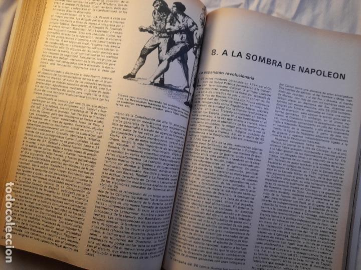 Militaria: TESTIMONIO, AYER, HOY Y MAÑANA EN LA HISTORIA. Bruguera 1ª edición 1975 - Foto 7 - 226131985
