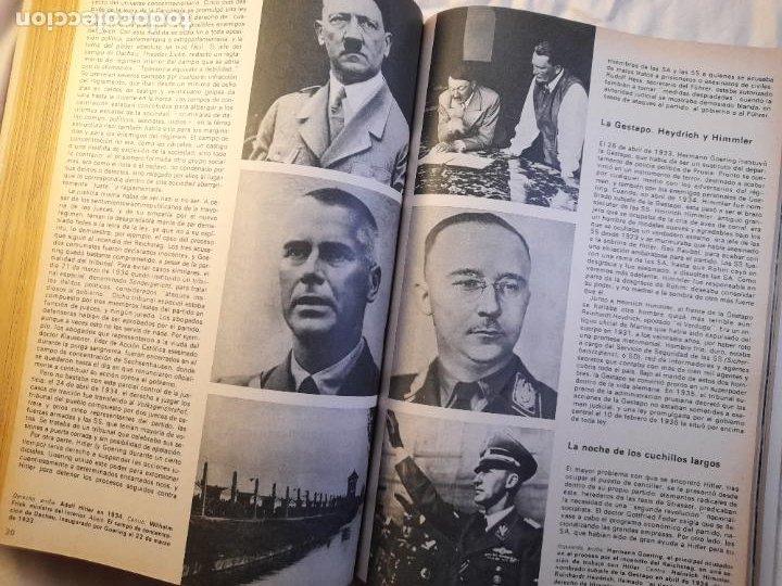 Militaria: TESTIMONIO, AYER, HOY Y MAÑANA EN LA HISTORIA. Bruguera 1ª edición 1975 - Foto 8 - 226131985
