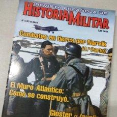 Militaria: REVISTA ESPAÑOLA DE HISTORIA MILITAR Nº 114-115. Lote 229483410