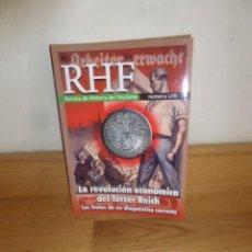 Militaria: RHF - LA REVOLUCION ECONOMICA DEL TERCER REICH - DISPONGO DE MAS REVISTAS. Lote 233210740