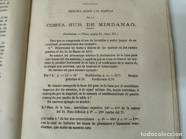 Militaria: REVISTA GENERAL DE MARINA GUERRA DE ORIENTE 1878 ILUSTRADA CON LAMINAS - Foto 3 - 234402855