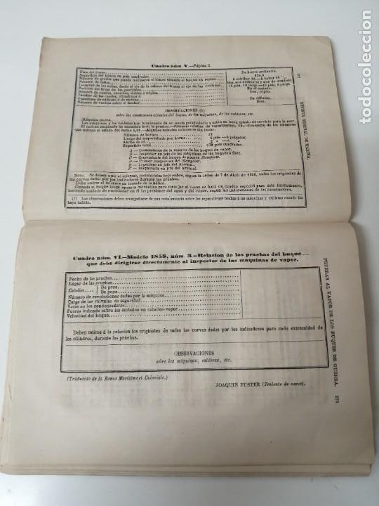 Militaria: REVISTA GENERAL DE MARINA 1878 MUY RARA - Foto 3 - 234403480