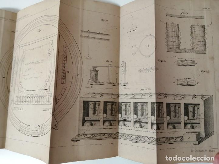 Militaria: REVISTA GENERAL DE MARINA 1878 ILUSTRADA MUY RARA - Foto 10 - 234404205