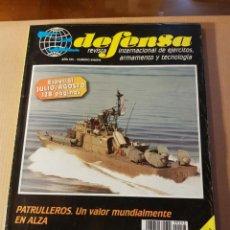 Militaria: REVISTA DEFENSA. NÚMERO 243/244. AÑO 1998. GRAN REPORTAJE CARRO DE COMBATE LEOPARDO EJÉRCITO ESPAÑOL. Lote 234821160