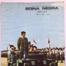 Militaria: REVISTA PARACAIDISTA BOINA NEGRA. Lote 243599265