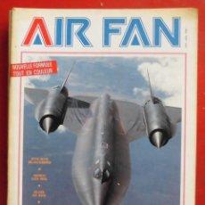 Militaria: AIR FAN AÑO 1990 Nº 135 FEBRERO. Lote 244467460