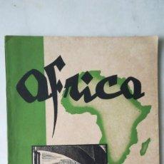 Militaria: REVISTA AFRICA, EXTRA 19-20.AÑO 1943. Lote 245054440