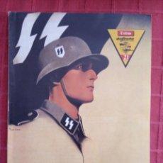 Militaria: REVISTA EXTRA DE DEFENSA N° 21, WAFFEN SS LOS CENTURIONES DEL III REICH. Lote 247983360