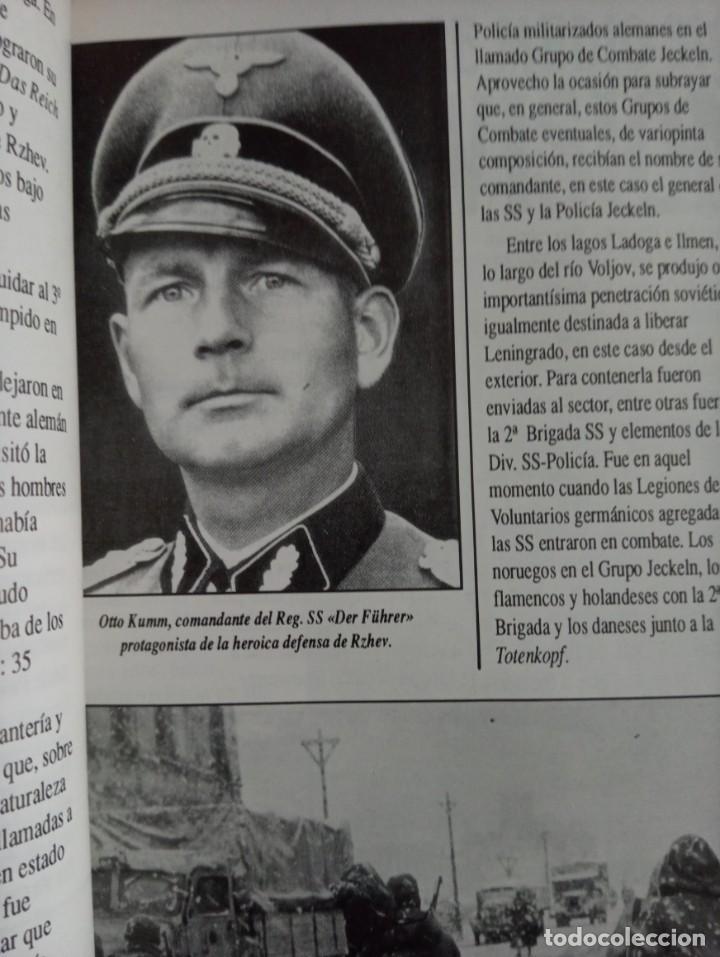 Militaria: Revista extra de defensa n° 21, waffen ss los centuriones del iii reich - Foto 2 - 247983360