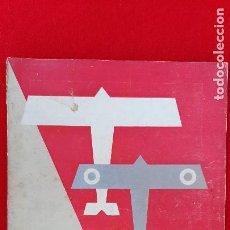Militaria: ANTIGUA REVISTA AERONAUTICA ENERO 1934 REPUBLICA ORIGINAL. Lote 248562695