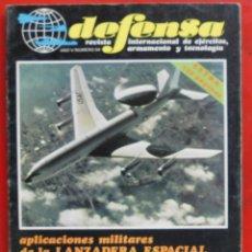 Militaria: DEFENSA Nº 54. Lote 255477160