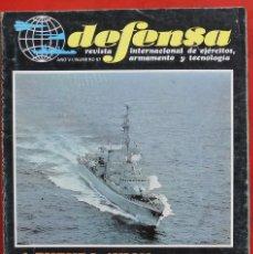 Militaria: DEFENSA Nº 57. Lote 255477175