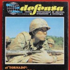 Militaria: DEFENSA Nº 58. Lote 255477200
