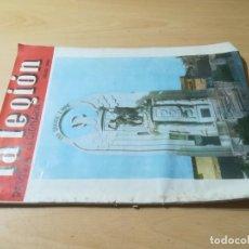 Militaria: LA LEGION / REVISTA LEGIONARIA / 1961 / AH64. Lote 260725720