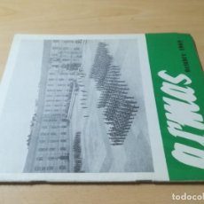 Militaria: ARMAS REVISTA / OCTUBRE / 1965 / AH64. Lote 260727585