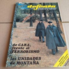 Militaria: REVISTA DEFENSA EXTRA N° 2 ESPECIAL GUARDIA CIVIL. Lote 261922090