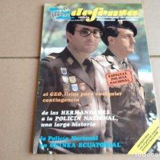 Militaria: REVISTA DEFENSA EXTRA N°7 ESPECIAL POLICÍA NACIONAL. Lote 261922950