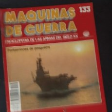Militaria: MÁQUINAS DE GUERRA Nº 133. Lote 262154425