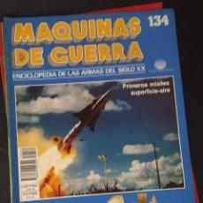 Militaria: MÁQUINAS DE GUERRA Nº 134. Lote 262154460