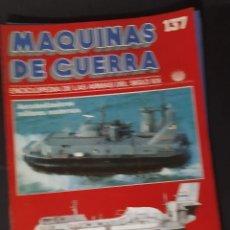 Militaria: MÁQUINAS DE GUERRA Nº 137. Lote 262154520