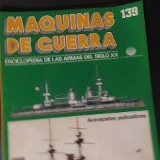 Militaria: MÁQUINAS DE GUERRA Nº 139. Lote 262154545