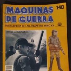 Militaria: MÁQUINAS DE GUERRA Nº 140. Lote 262154585