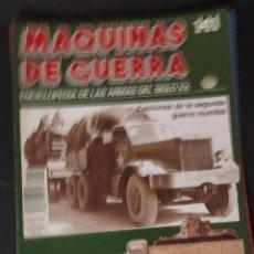 Militaria: MÁQUINAS DE GUERRA Nº 141. Lote 262154615