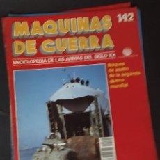 Militaria: MÁQUINAS DE GUERRA Nº 142. Lote 262154640