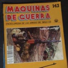 Militaria: MÁQUINAS DE GUERRA Nº 143. Lote 262154655