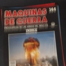Militaria: MÁQUINAS DE GUERRA Nº 144. Lote 262154685