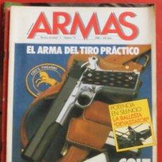 Militaria: ARMAS Nº 70. Lote 262156025